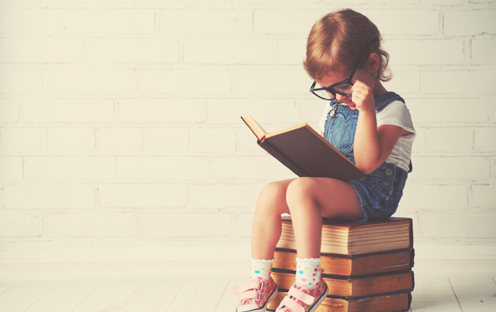 importância da leitura para desenvolvimento infantil