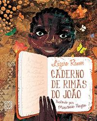 representatividade negra na literatura infantil: caderno de rimas do joão lázaro ramos