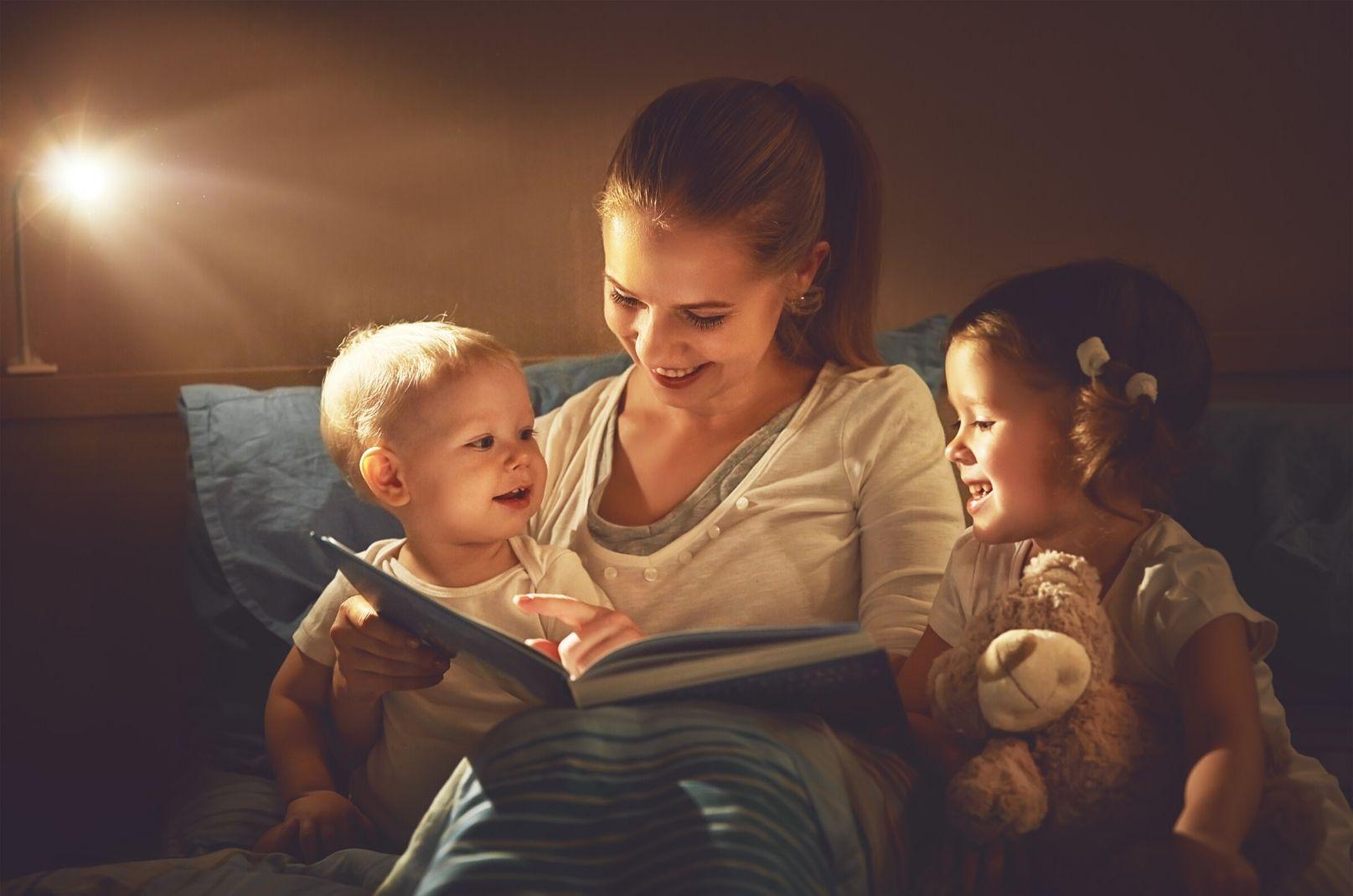 Como ajudar seu filho a ser um leitor?