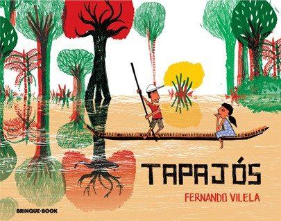 meio ambiente educacao infantil:Tapajós fernando vilela