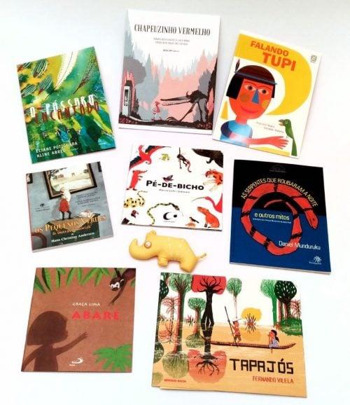 literatura indígena quindim