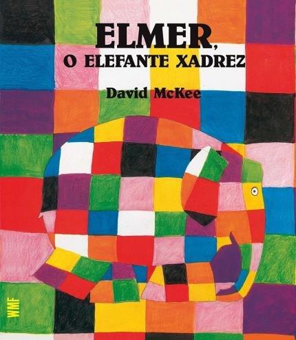 elmer o elefante xadrez david mckee wmf