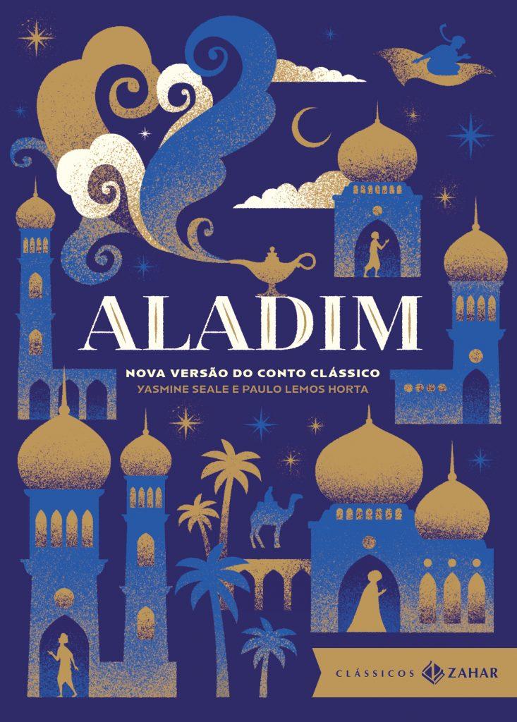 Livros para crianças de 10 anos: aladim