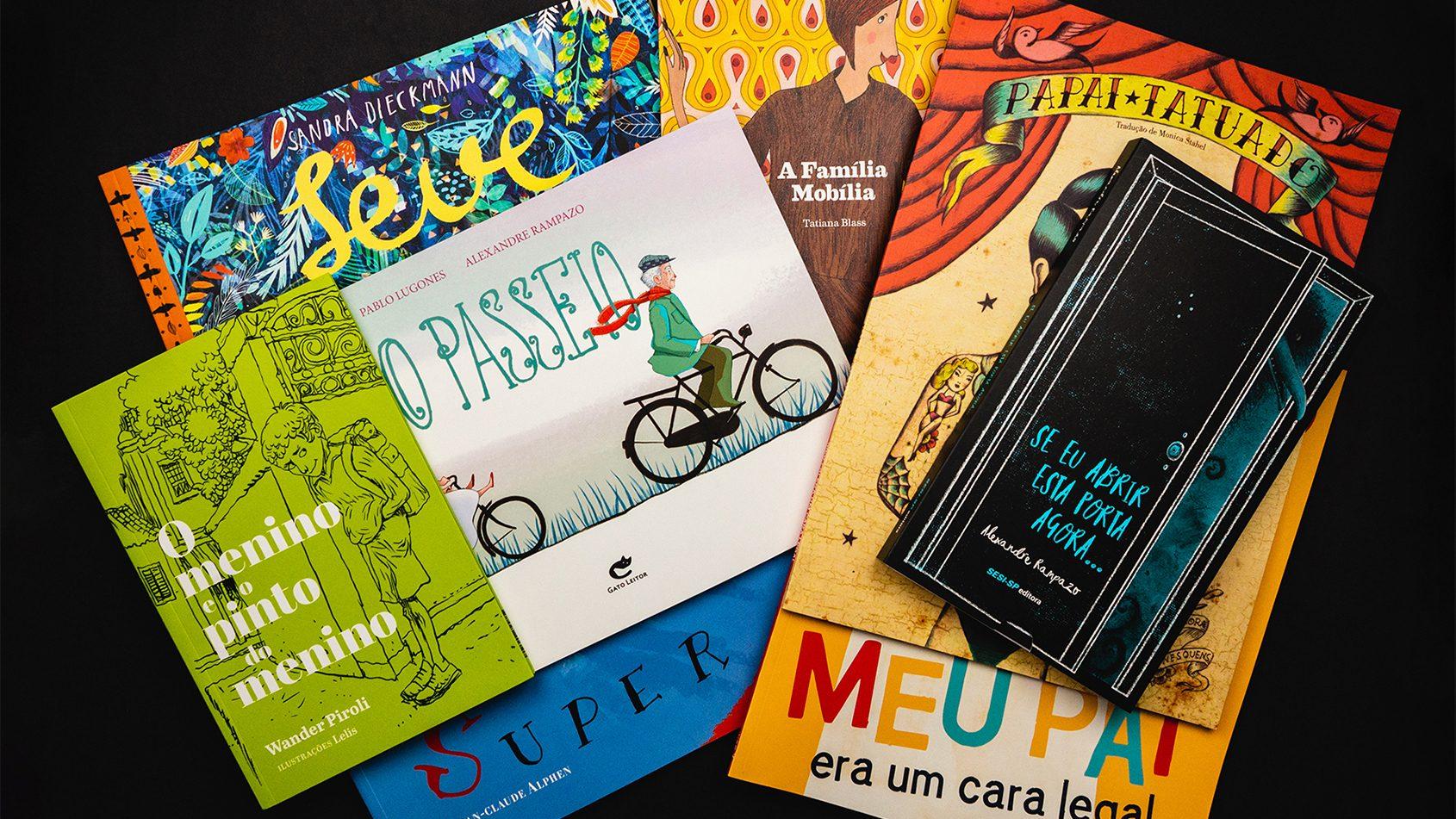 Pais na literatura infantil: um tabu?