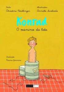 livros infantis 9 a 12 anos: konrad