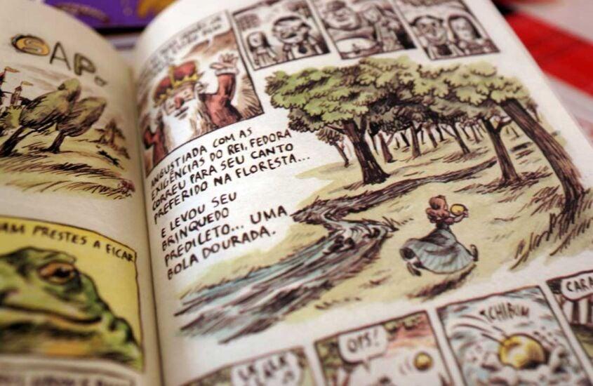 HQ: 5 competências que as histórias em quadrinhos desenvolvem nas crianças