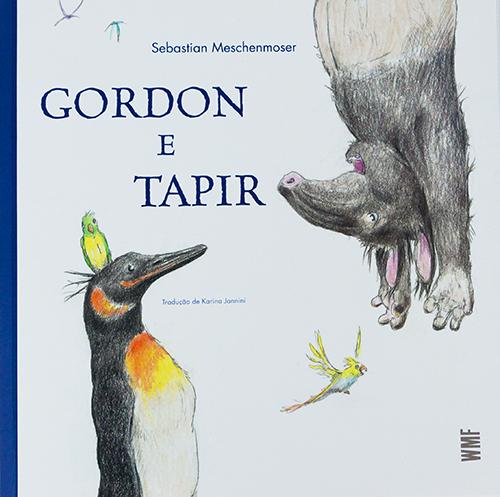 Rotina do sono das crianças de 3 a 5 anos: Capa de Gordon e Tapir