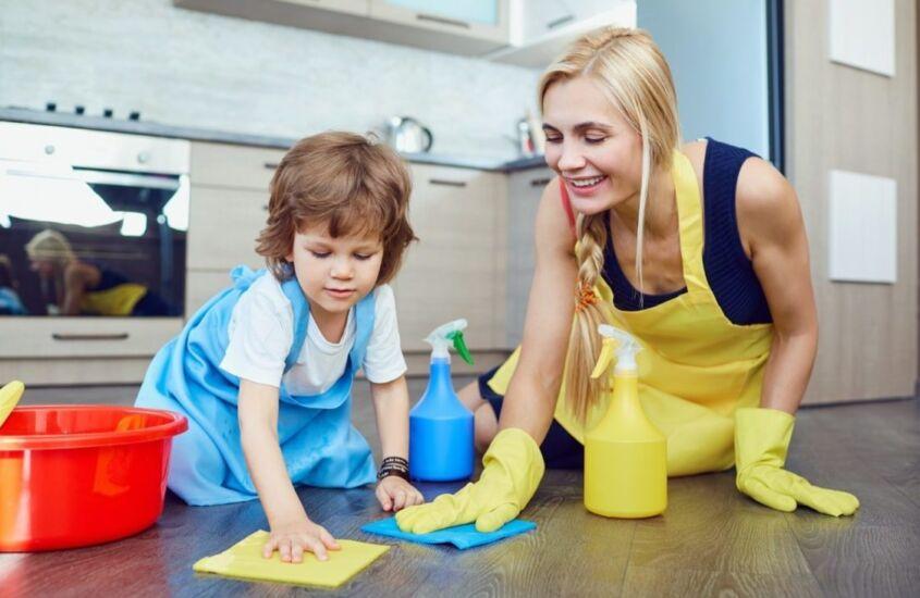 tarefas para crianças