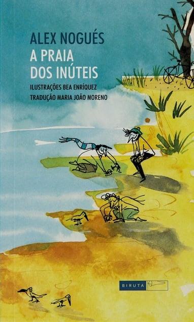 Livros para crianças de 11 anos: A praia dos inúteis
