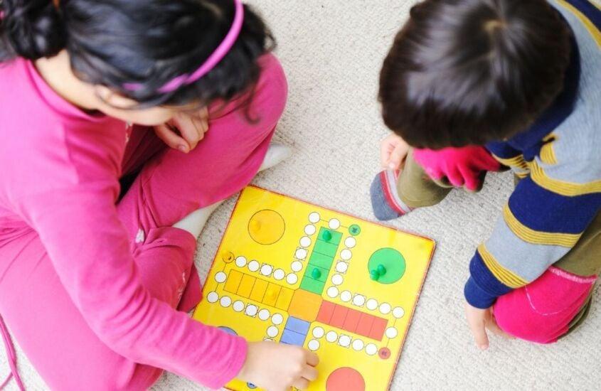 jogos de tabuleiro infantil