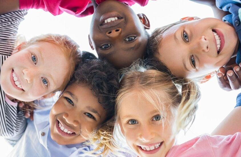 Senso de coletividade e a importância da união para as crianças