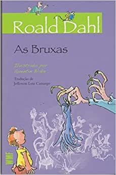 Livros para crianças de 10 anos: As bruxas roald dahl