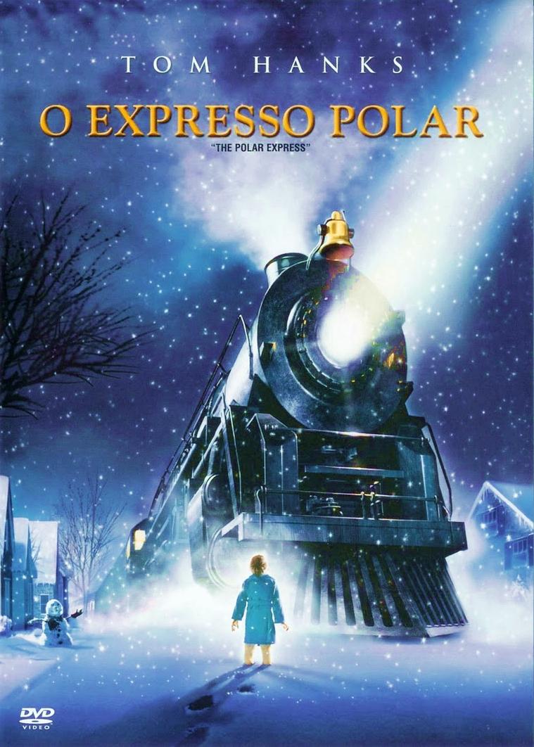filmes de natal para criança expresso polar