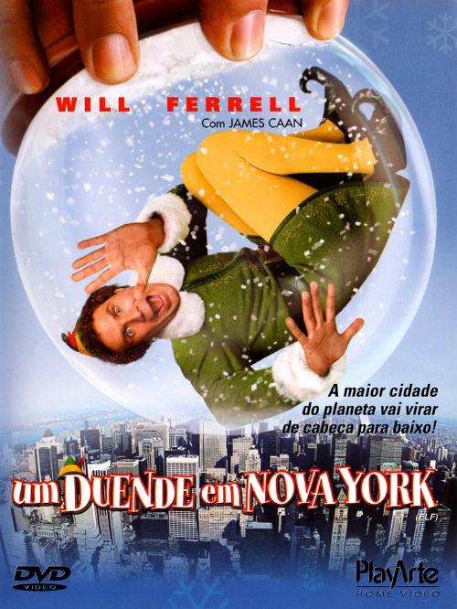 filmes de natal para crianças. Umduende em nova york