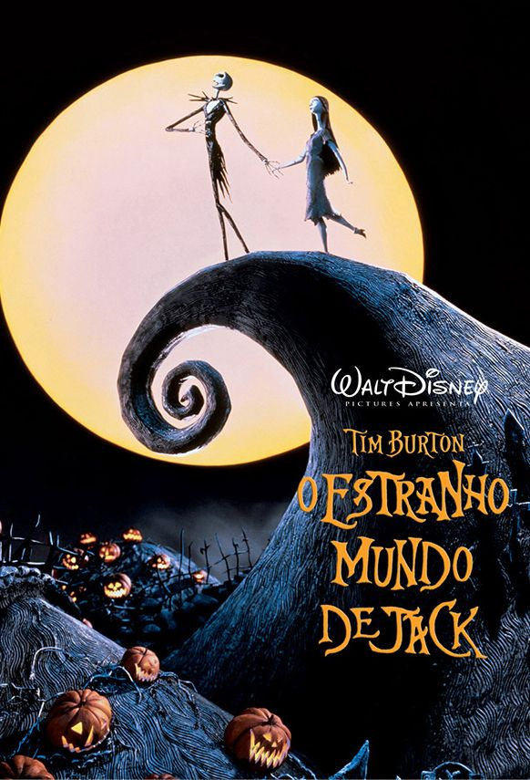 melhores filmes de natal para criança o estranho mundo de jack
