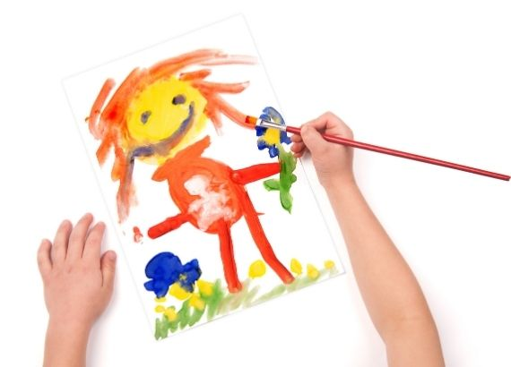 a importancia de estimular a criatividade infantil