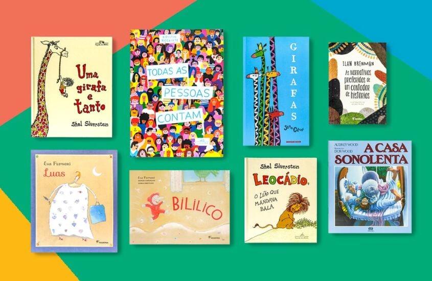 Histórias para contar às crianças de acordo com a faixa etária