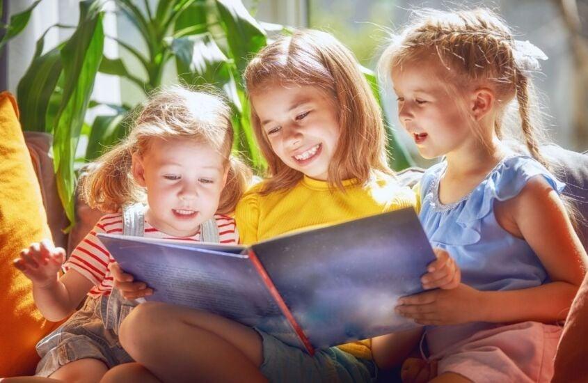 Livro-imagem: conheça 7 obras que as crianças vão amar
