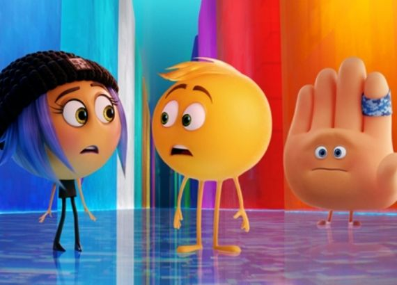 Filmes infantis de 2017. Emoji o filme